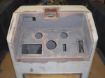 FlyFisher 22 Console construction